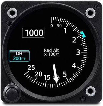 GI 275 Radar Altimeter
