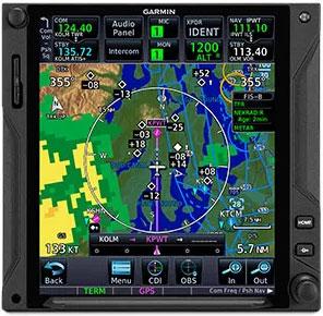 GTN 750Xi Active Traffic Solutions