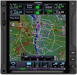 GTN 750Xi Power Line Data