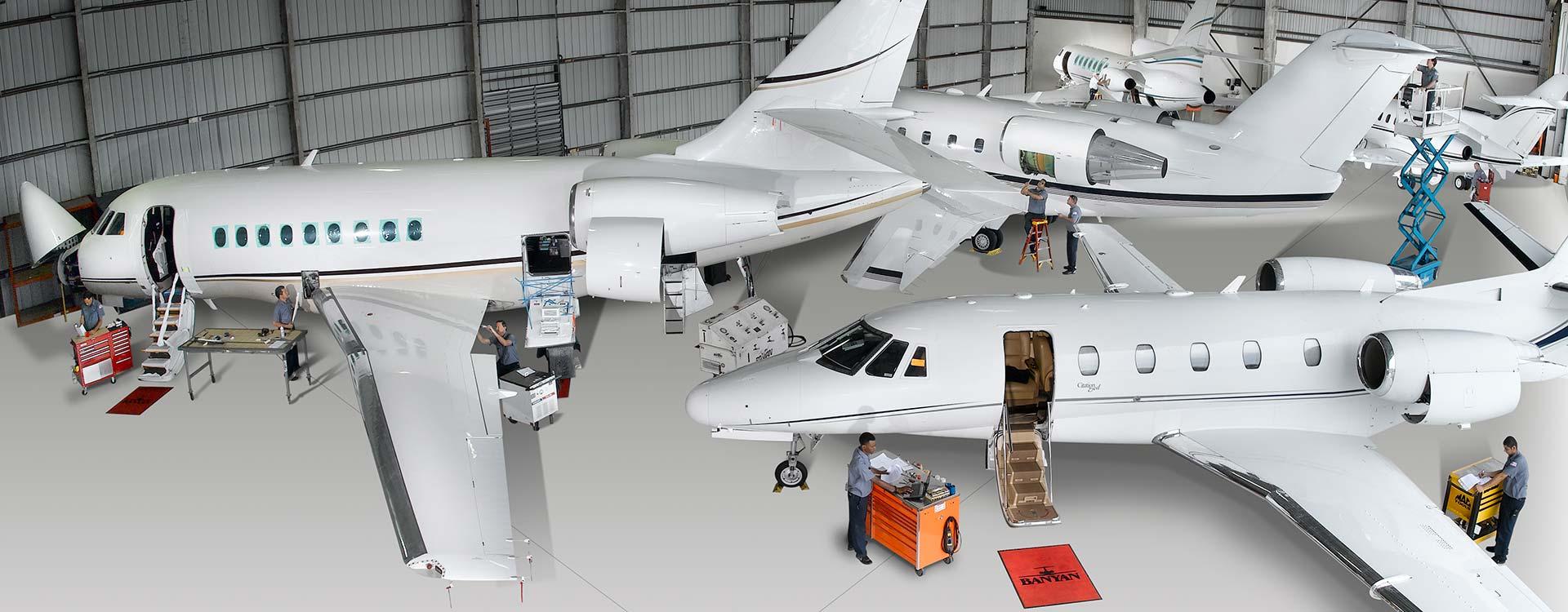 Aircraft Service Discounts