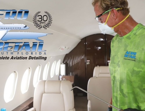 Aircraft Disinfection Services