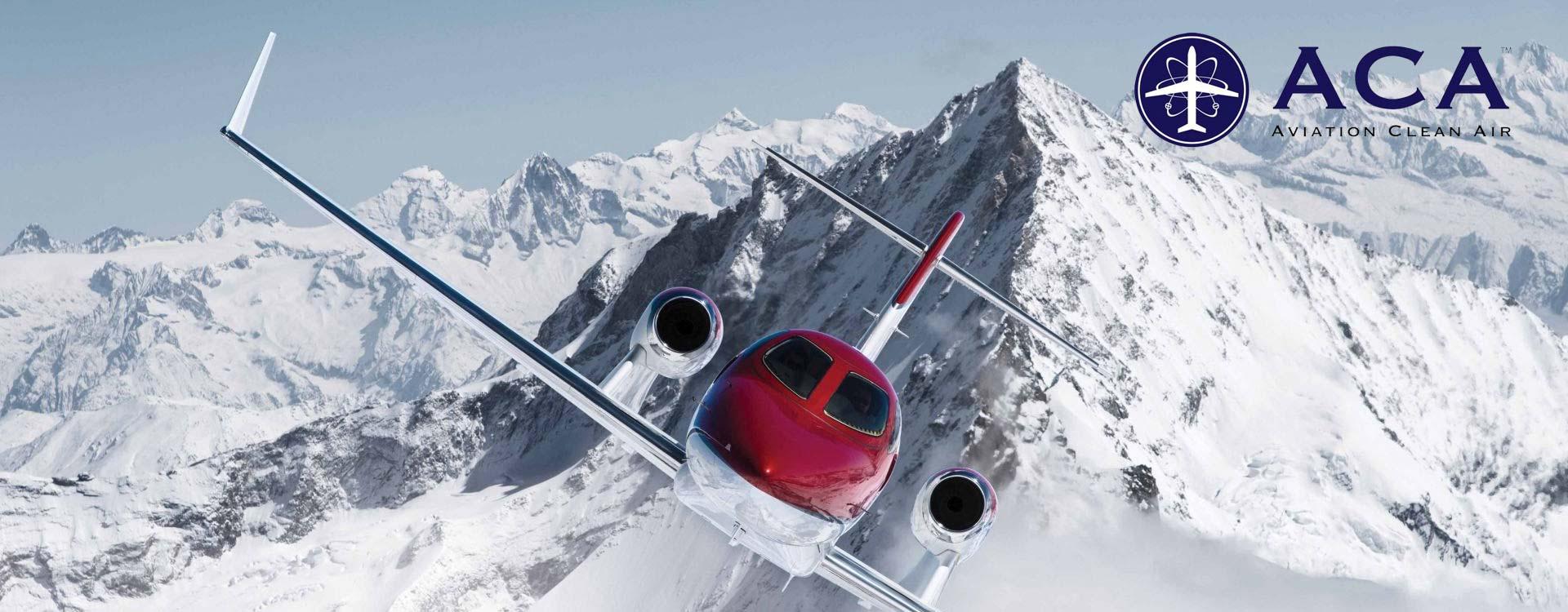 aviation clean air header