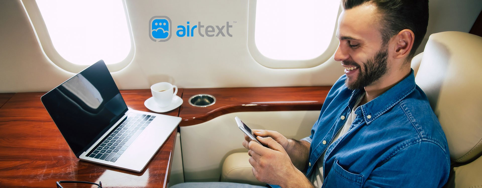 Airtext Plus - Email, Text and Phone