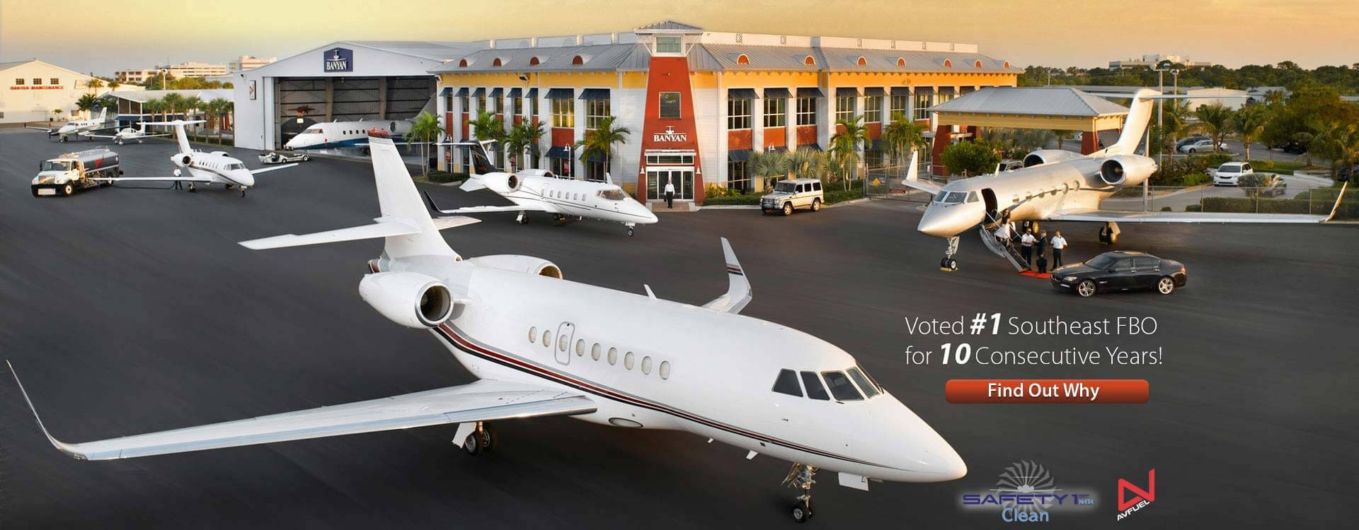 South Florida FBO Voted #1