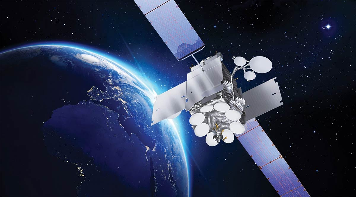 Inmarsat Satellite