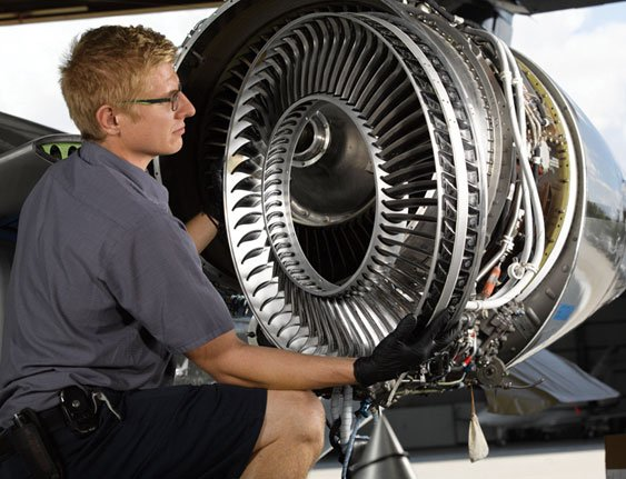 Aircraft Pre-Purchase Inspection Turbine