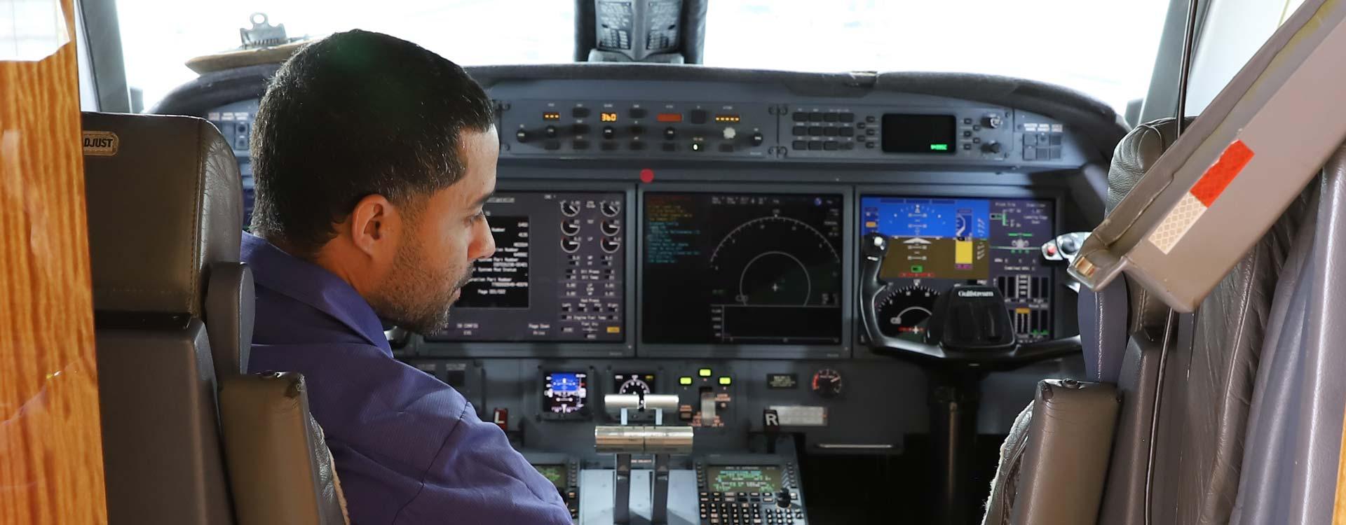 Tech avionics upgrades