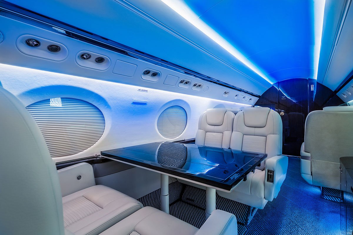 Prizm Lighting Blue Cabin