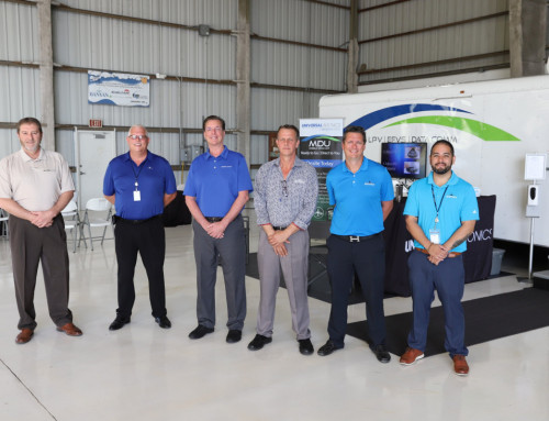 Universal Avionics Mobile Demo Unit Event