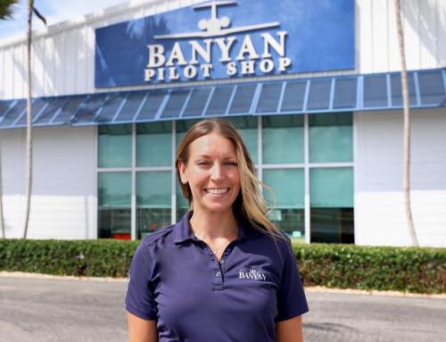 Banyan Promotes Abby Self to Banyan Pilot Shop Manager