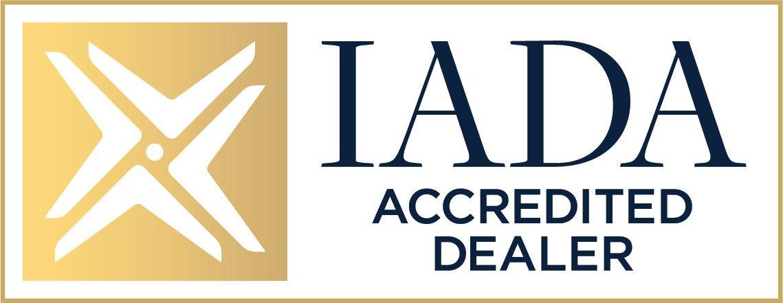 IADA Certified Dealer Logo