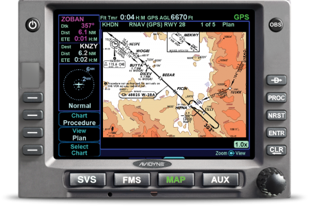 Electronic Approach Charts